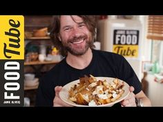 Poutine with Whisky & Maple Gravy | DJ BBQ - YouTube