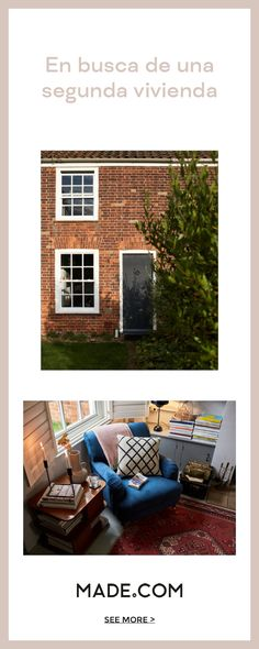 Be her guest: creating a holiday home away from home. Explore a rural retreat in Norfolk Norfolk, Rural Retreats, Cottage, Interior Stylist, Home And Away, House Tours, Interior Inspiration, Cosy, Create