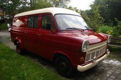 Классических автомобилей, как Ford Transit Van/микроавтобус в Бад-айблинге