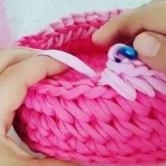 Maravilhoso pontinho pra nossa coleção vídeo @neska.el.isleri #videoaula #auladecroche #aprendendocroche #pontodecroche #crochetando #crocheteiras #facavcmesmo