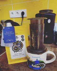 #christmasgift #coffee #aeropress #Glasgow #magicrockbrewing #filtercoffee #coffeebeans #sundayevening #darkwoodscoffee Coffee Beans, Glasgow, Crock, Brewing, Barrel, Coffee Maker, Christmas Gifts, Wood, Instagram