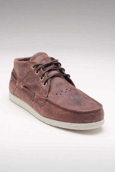 // Element Hampton Shoe Walnut