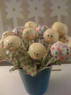Easter cakepops