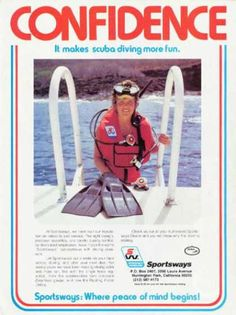 Sportsways Ad, Dive History