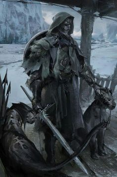 A Lost Brother. The Lost Brothers are a group of warriors that live in the Coshlin Mountains on Curs. They are all Tryoceps. However have been granted permission by the Cursor Council in Erondōm to hunt down Dark Lords and spirits, and to protect the sacred Cursor temples in the mountains. ←← previous pinner