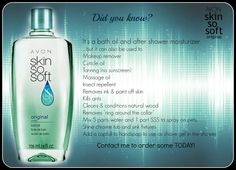 SSS Bath Oil, did you know?