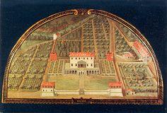 Firenze: Villa Medicea di Poggio a Caiano #TuscanyAgriturismoGiratola