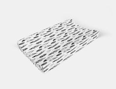 Our changing pad covers have elastic line the bottom edge, not just around the corners for a better fit. The elastic on each fitted crib/toddler sheet is serged & sewn for added reinforcement at the seams, increasing the durability and life of the sheet. Measures 32L x 16W X 3-4H and fits a