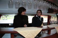 Ogni vino viene ad essere proposto con la massima professionalità