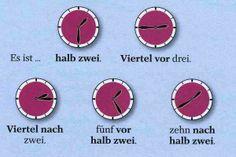 Ramis Deutsch A: Wie spät ist es? // Wie viel Uhr ist es?