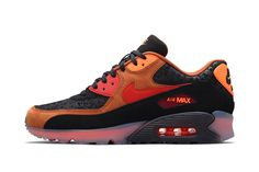 "Nike Air Max 90 Ice ""Halloween"" edition #sneakers"