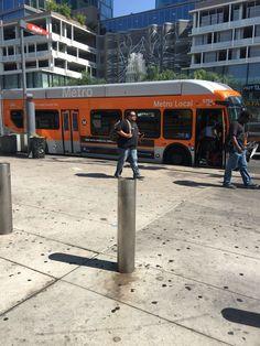 20 Bus at Wilshire & Vermont Bus App, Bus Number, Bus Terminal, Bus Life, Busse, Gta, Vermont, Train, Mood