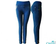 Get Wholesale Denim Leggings from Oasis Oasis Bottoms,Denim Leggings for women manufacturer and supplier in USA,UK,Canada & Australia .