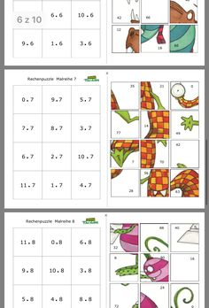 Kids Math Worksheets, Maths Puzzles, Multiplication, Math For Kids, Crafts For Kids, Math Exercises, Lectures, Dark Wallpaper, Math Games