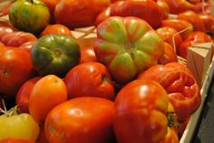We eat them as vegetables, but tomatoes are actually fruits... And for the best flavour pick the ones from open fields!