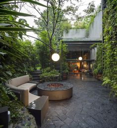 I don't like truth, ...EASTERN design office - thekhooll: CASA O in México The fusion of...