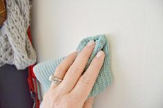 Homemade Cleaning Solution for Walls | eHow