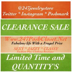 247 Posh Closet U0026 247 Jewelry Store U0026 More Is Delivering The Fabulous Life