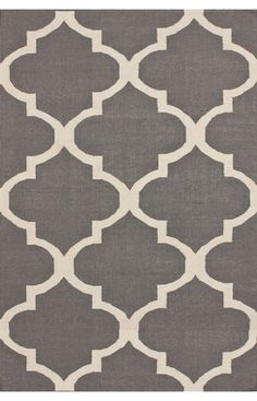 Rugs USA Tuscan Trellis I Flatwoven Grey Rug at 75% off!