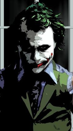 Looking For Joker Wallpaper? Here you can find the Joker Wallpapers hd and Wallpaper For mobile, desktop, android cell phone, and IOS iPhone. Joker Batman, The Joker, Joker Heath, Joker Art, Joker And Harley, Harley Quinn, Gotham Batman, Batman Art, Batman Robin