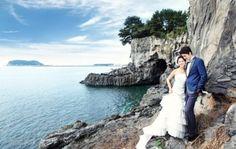제주도 웨딩촬영, 사랑의 섬 제주에서 특별한 제주 야외 웨딩촬영. 웨딩그룹 사진나라 : 네이버 블로그