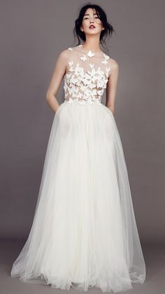 Zealous4Fashion.com — Kaviar Gauche ~ Papillon D'Amour 2015 Bridal...