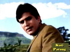 """Yeh Sham Mastani""- Kishore Kumar- KATI PATANG (1971)"