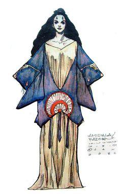 Padme gown (tatooine)