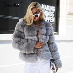 bc3e883c2d074 259 Best Faux Fur Coats images