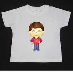 Another look but a more sophiticated look ;) See collection at SillyShirtShop.com #SillyShirtShop #Customized #TShirts #Personalized #Shopping #Boys #love #Hearts #DressUp #Toddler #patterns #Colours #Princess #Infants #GrabItNow #HurryUp #KidsClothing #KidsFashion