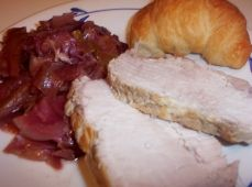 Crock Pot / Slow Cooker Pork with Cabbage Recipe
