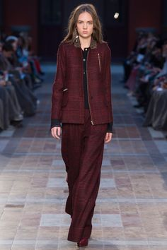 Sonia Rykiel Fall 2016 Ready-to-Wear Fashion Show - Adrienne Jüliger (Viva)