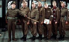 1968 - Dad's Army - Running for nine series until 1977, the British sit com about the Home Guard during the Second World War regularly gained 18 million followers and is still repeated on television. Written by Jimmy Perry and David Croft (pictured), the pair won a BAFTA Special award for their work in comedy in 2008.
