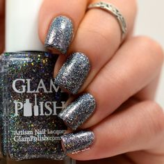 Glam Polish Run and Tell That collection Hairspray