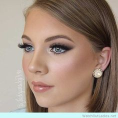 Color of Eye Shadow for Blue Eyes and Blonde Hair There are many ...
