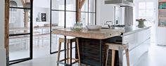 Carrelage imitation bois sol int rieur settecento vintage - Interieur design loft futuriste rado rick ...