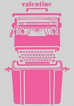 The Olivetti Typewriter  In 1911 Olivetti produced Italy's first typewriter. One hundred years later we continue to celebrate the Olivetti typewriter and the designers who smartly promoted them.