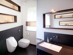 Die besten bilder von gäste wc in guest toilet bathroom