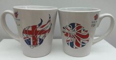 Pair #cadbury london 2012 #paralympics team gb mugs #olympics,  View more on the LINK: 	http://www.zeppy.io/product/gb/2/282207497833/
