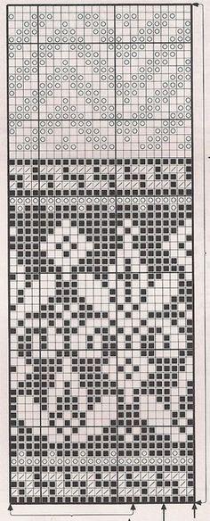 Afbeeldingsresultaat voor solveig hisdal knitting patterns