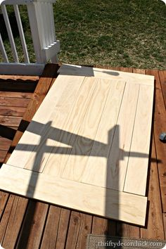 DIY farmhouse table from ikea table... i like all of it except for the glossiness... easy change though!