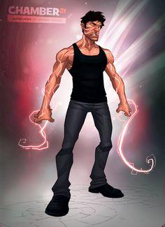 59 Inspirational Digital Art by Patrick Brown Comic Character, Character Concept, Concept Art, Character Design, Superhero Characters, Fantasy Characters, Patrick Brown, Brown Art, Superhero Design