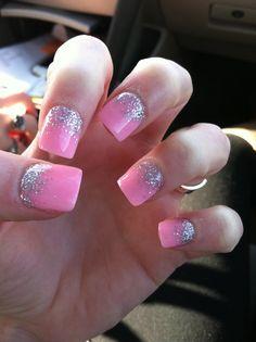 Barbie nails!