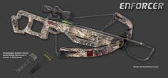 Parker Bows - Enforcer Crossbow