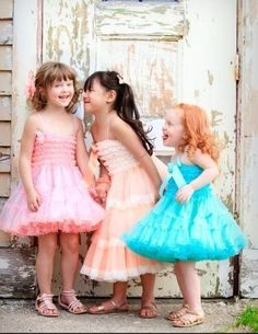 Pettiskirt Dresses