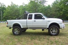 Lifted Ford Ranger | Ford Ranger Edge Lifted