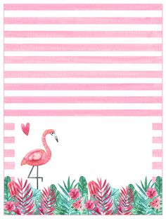 Come on in and get your brand new hot off the presses Free Printable Flamingo Party Pack. Having a Party.we have you covered with everything you need! Flamingo Party, Flamingo Png, Flamingo Baby Shower, Flamingo Birthday, Aloha Party, Party Printables, Free Printables, Free Printable Birthday Invitations, How To Make Banners