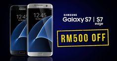 在之前相信大家可以看到iPhone 一直有降价的消息,现在终于轮到Samsung了啦!想必是Samsung Galaxy S8要到了,所以S7和S7 Edge才会降价吧?希望最近没有TechNave的读者们刚买了S7、S7 Edge吧,不然小编也只能帮你们默哀半秒钟了! 经过折扣后,Samsung Galaxy S7 将会以RM2199(原价RM2699)的价钱出售,而S7 Edge将以RM2599(RM3099)的价钱出售。折扣后价钱果然好好好好好便宜啊!RM2199就能拿到S7了!当然,S7 Edge 128GB版本也是有折扣的,折扣后的价钱为RM2899(原价RM3399)。换句话来说,所有Samsung Galaxy S7 、S7 Edge都会折扣RM500就对了。所以可以自己算算哦! 所有马来西亚的Samsung分行以及授权经销商都有此折扣哦,所以如果要买的话就乘早吧,因为小编觉得Samsung Galaxy S8的价钱肯定很贵,还是买了S7后,等S9要出了再买S8吧~(没办法,没钱就是要这样!)如果想要重温S7/S7 Edge规格参数可以点击这里。更多手机新...