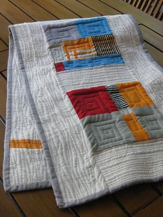 Must have, I mean make. Never thought of doing a table runner.
