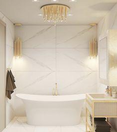 Contemporary Bathrooms, Bathtub, Real Estate, Interior Design, Home, Art, Standing Bath, Nest Design, Art Background
